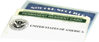 Social security and green card